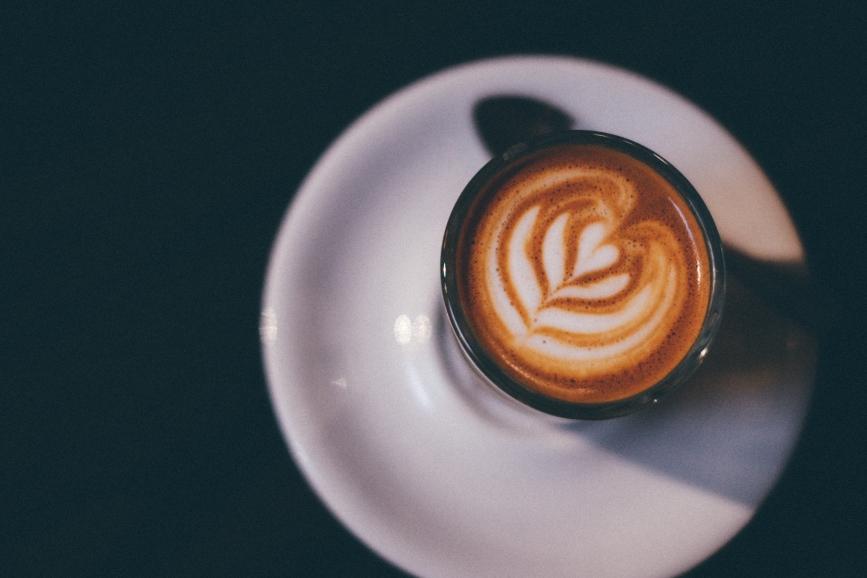 boxcar coffee. cortado style.